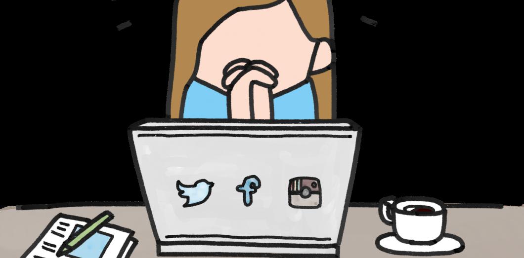 L'utilisation active des réseaux sociaux peut créer un sentiment de bien-être et favoriser le développement relationnel.   ijmaki viaPixabay